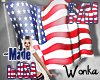 W° USA Big Flag. F/M