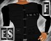 ES Black SWAT Vest (F)