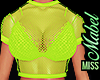 ! Punk Top Lime