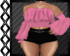 Boho Pink Top