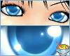 ~R~ Anime Doll Eyes Blue