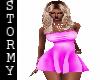 Sexy Pink Dress - TXM
