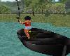 Animated Fishing Boat