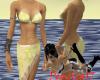 Bikini with Sarong Yello