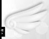 Ⓐ White Mini Wing