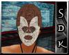 #SDK# D African Mask 2 M