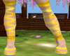 !ML Daffodil Fairy Boots