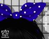 空 HeadBand Blue 空