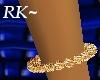 Glittering Gold Brace2 R