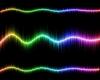 animated neon goggles