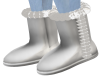 S/ !e KID Fur Boots