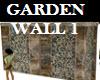GARDEN STONE WALL 1