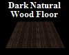 Dark Natural Wood Floor