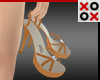 Carry Heels Sandals Tan