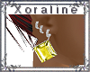 (XL)Yellow Tourm Erings