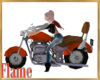 motorcycle poses
