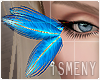 [Is] Feather Eyes Blue
