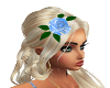 Flower Blue Rose