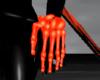 Halloween Skeletonhand-L