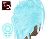 Aqua blue grim fem