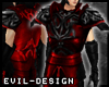 #Evil Shadow Red Armour