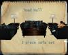 Toad Hall Sofa Set