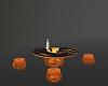 ANI PUMPKIN TABLE,STOOLS