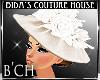 (B'CH) Herriet light hat