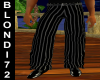 Pin Strip Dress Slacks