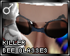 !T Killer Bee glasses
