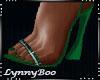 *Irish Plaid Heels