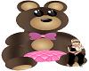 Kids Scaled Bear chair