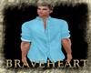 (DBH) bblue shirt