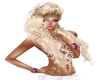 Hair Ash Blond Lizzy 535