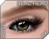 ~AK~ Rose: Cateye Lashes