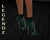 Green Antonina Boots