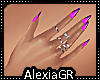 [A] Margie Pink Nails
