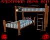 SPIDERMAN BUNK BED