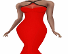 Glamour Red Gown