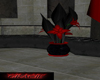 Black & Red Plant