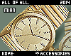 Mian Armani Watch