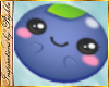 I~Blueberry Pool Float