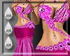 (I) Eden Gown Pink (XXL)