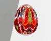 Ukrainian Egg Kiss