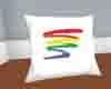 Pride Swirl Pillow