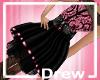 Bell Bow Skirt Dress