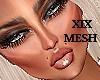 !X! chali Mesh head