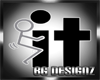 [BGD]F-IT Sticker