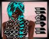 G❤ Black Teal Eira