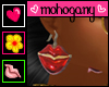 .sm Kiss Koture earrings